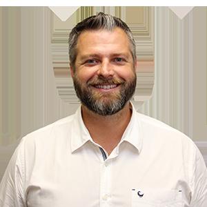 Dries van Jaarsveld-Director & CTO